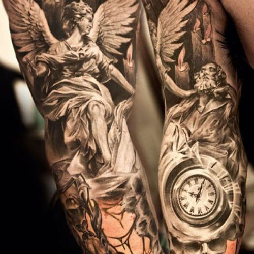 Cool Tattoos For Men on Arm