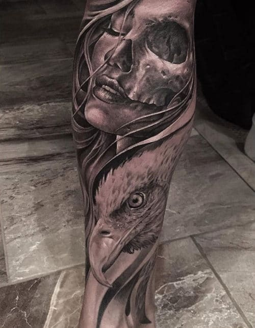 Badass Arm Tattoo Ideas For Guys
