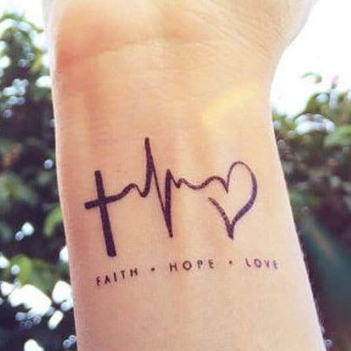 Cool Meaningful Wrist Tattoos For Guys