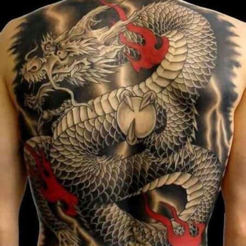 Cool Dragon Tattoo Ideas