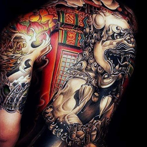 Meaningful Dragon Tattoo Ideas