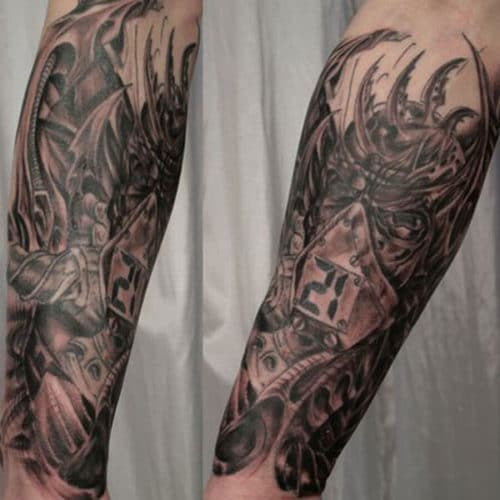 Forearm Tattoo Ideas For Guys