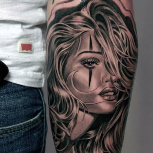 Badass Forearm Tattoo Ideas