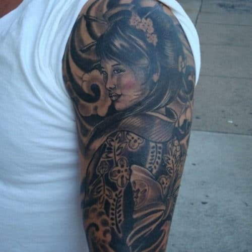Unique Half Sleeve Tattoo Designs For Guys