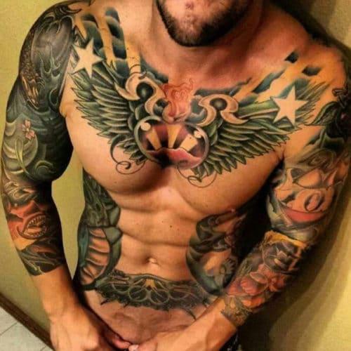 Sleeve Tattoo Design Ideas For Men