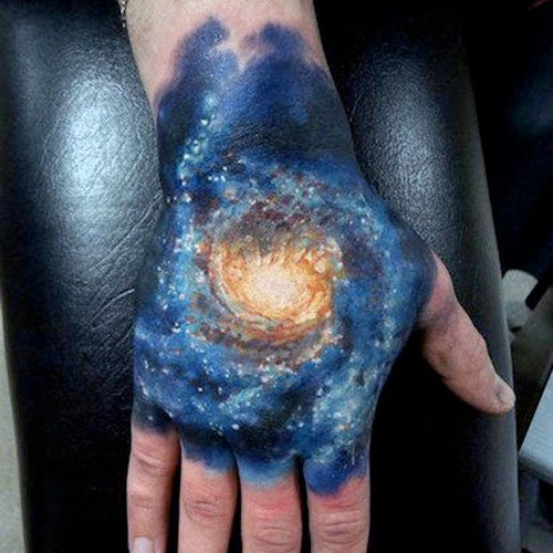 Awesome Hand Tattoos