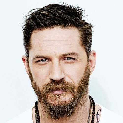 Bearded Tom Hardy