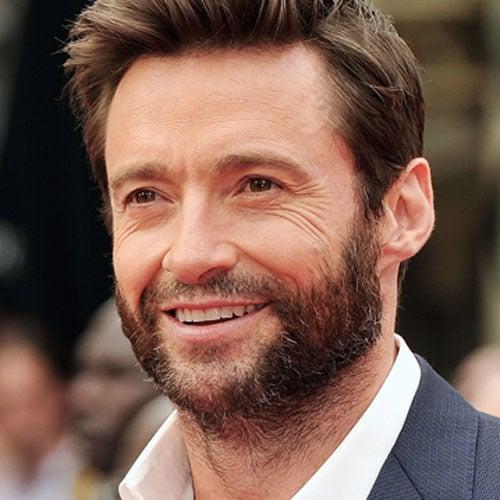 Hugh Jackman's Wolverine Beard