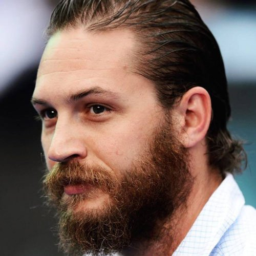 Tom Hardy Beard - Long and Full