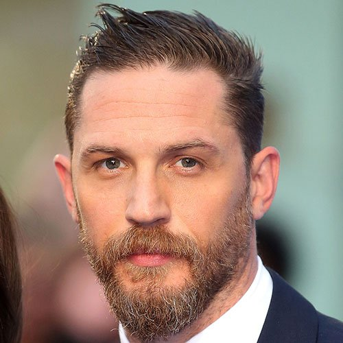 Tom Hardy Beard - Rugged Facial Hair