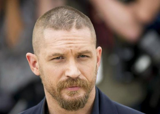 Tom Hardy Beards