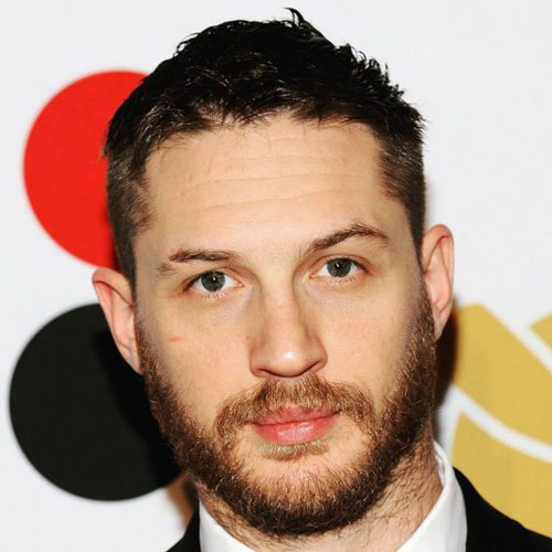 Tom Hardy Facial Hair