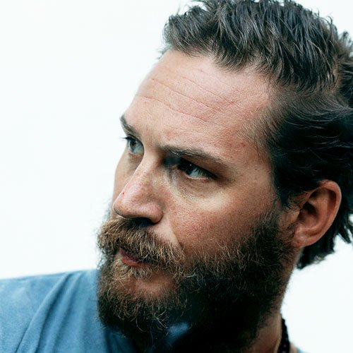 Tom Hardy - Full Beard Styles