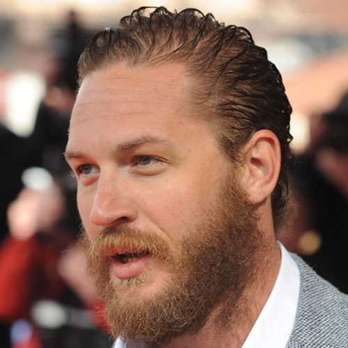 Tom Hardy Full Beard