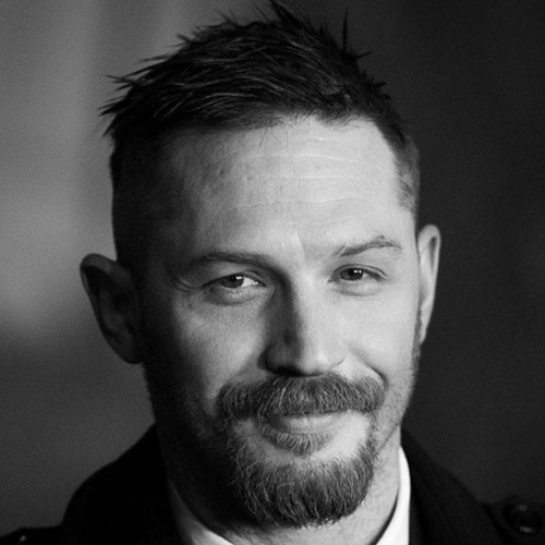 Tom Hardy - Rugged Beard