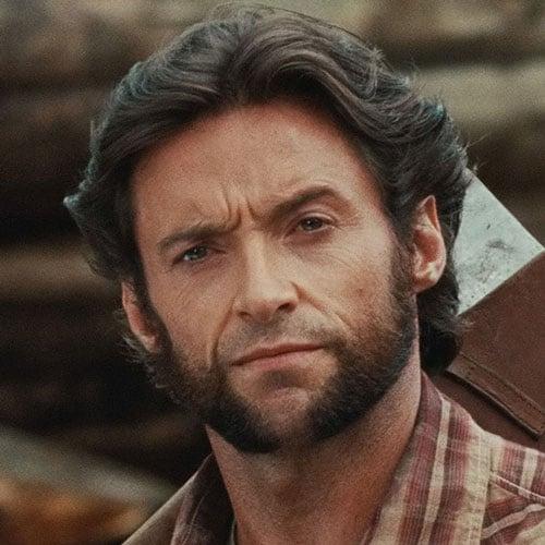 X-Men Wolverine Beard Style