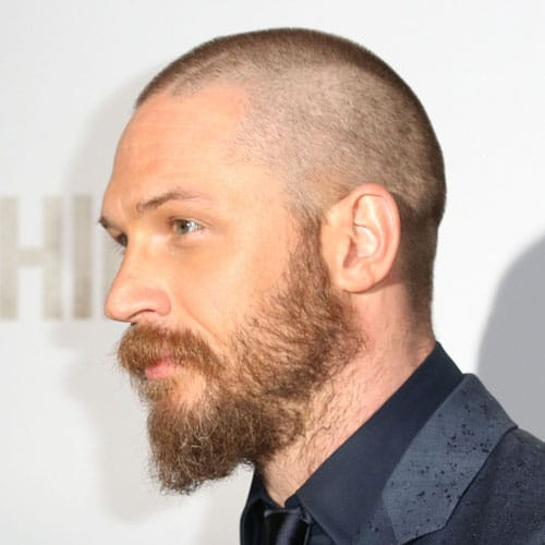 Bald Guy with Beard