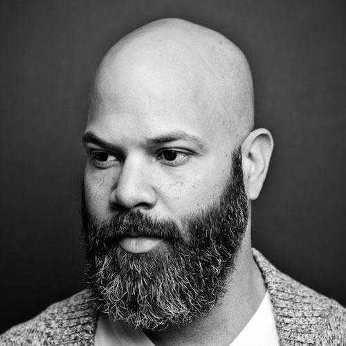 Bald Men with Beards