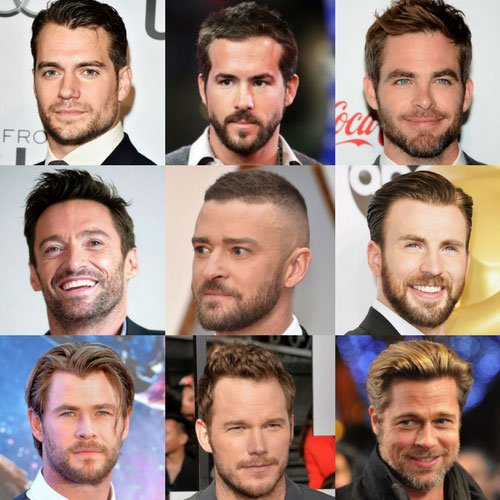 Best Celebrity Beards