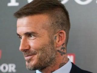 Best David Beckham Beards