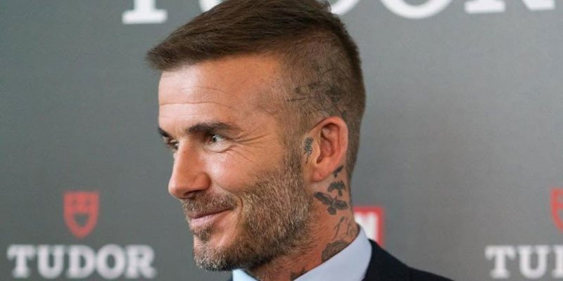 Best David Beckham Beards