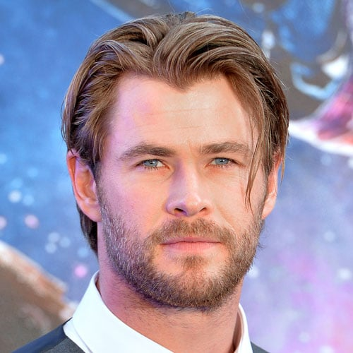 Chris Hemsworth Beard