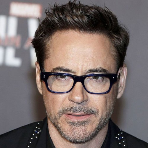 Robert Downey Jr Full Beard