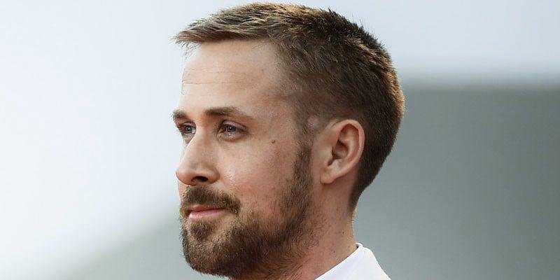 Ryan Gosling Beard Styles