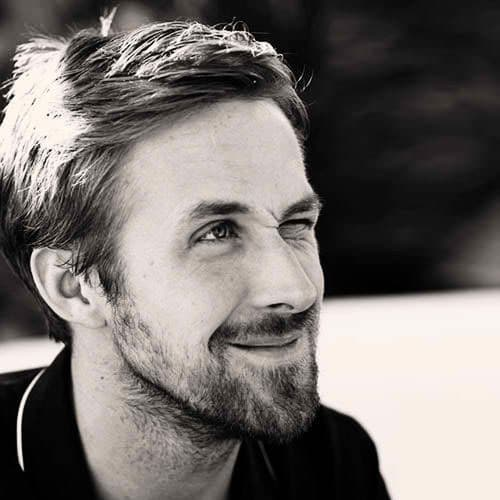 Ryan Gosling Beard Styles - Thick, Full Beard