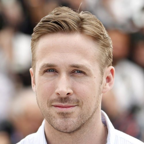 Ryan Gosling Stubble Beard