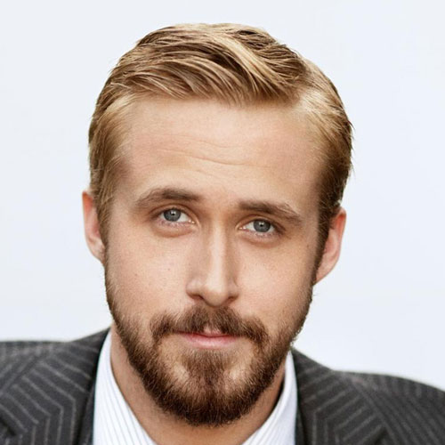 Ryan Gosling Thick Beard
