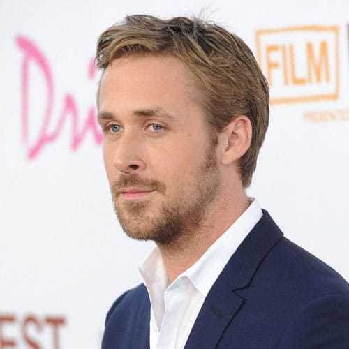Ryan Gosling with a Beard