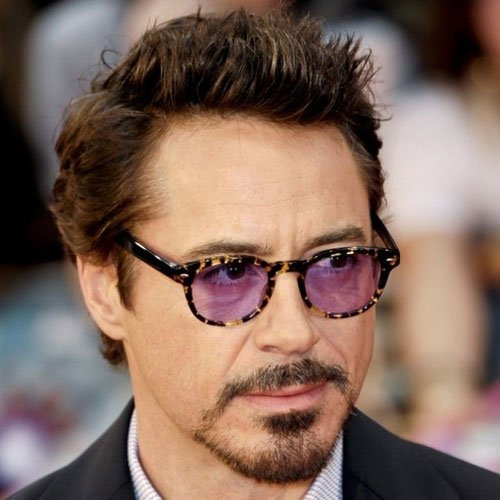 Tony Stark Goatee