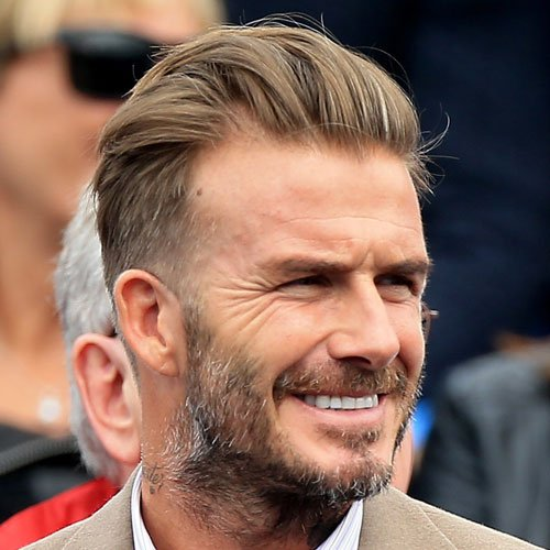 Top David Beckham Beards