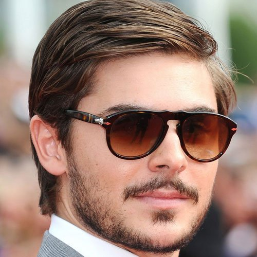 Zac Efron with a Beard