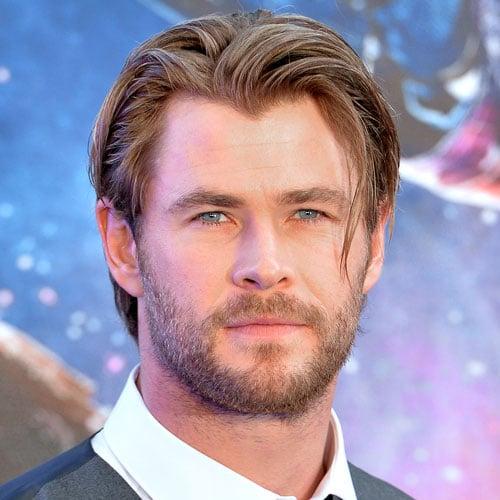 Chris Hemsworth Beard