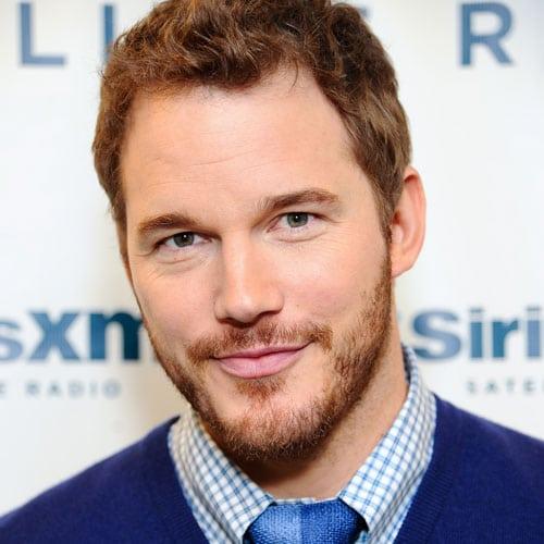 Chris Pratt Beard