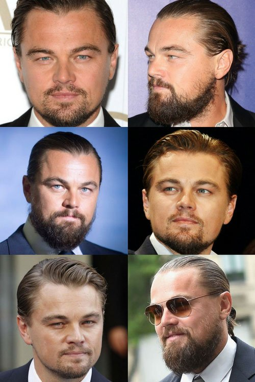 Leonardo Dicaprio Beard Beard Styles Today 2017