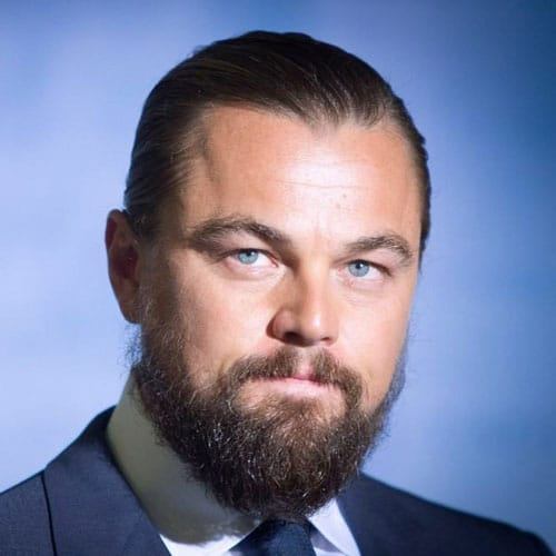 Leonardo DiCaprio Full Beard