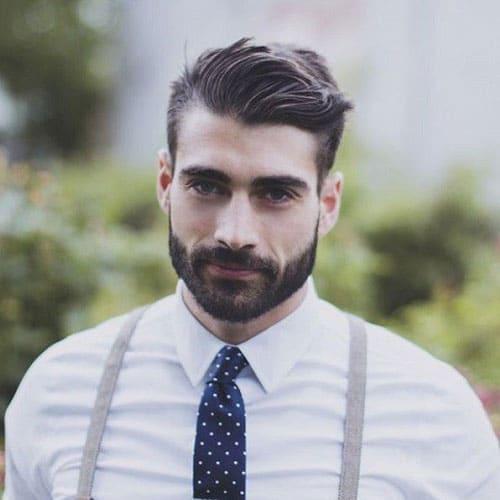 Short Full Beard
