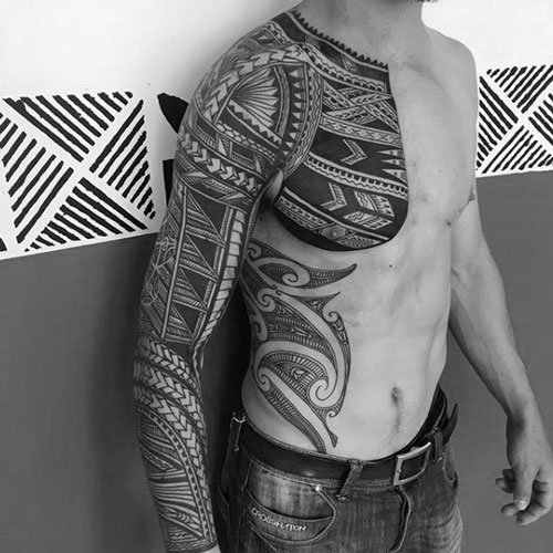 Awesome Tribal Tattoos For Men