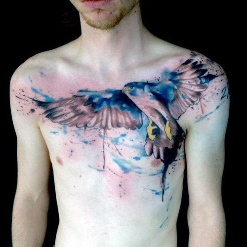 Bird Tattoos for Guys