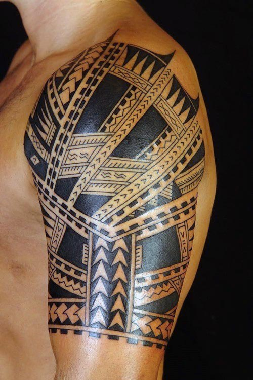 Polynesian Tribal Designs
