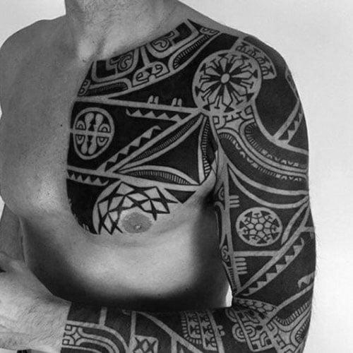 Sexy Tribal Tattoo Drawings