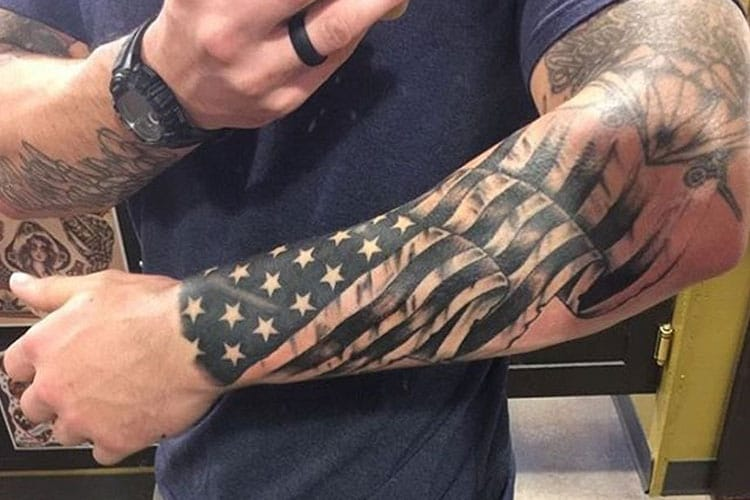Badass Forearm Tattoos