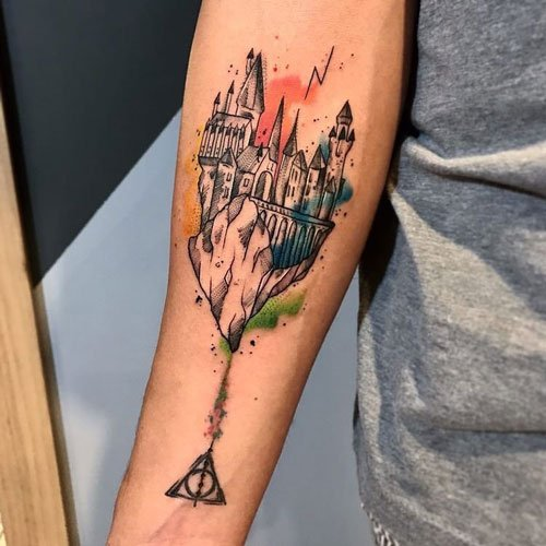 Creative Simple Tattoo For Guys