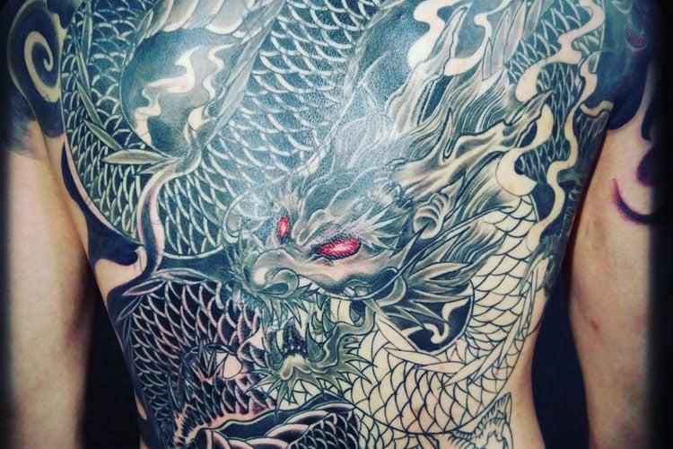 61 Best Dragon Tattoos For Men Cool Design Ideas 2021 Guide Take a sneak peek inside! 61 best dragon tattoos for men cool