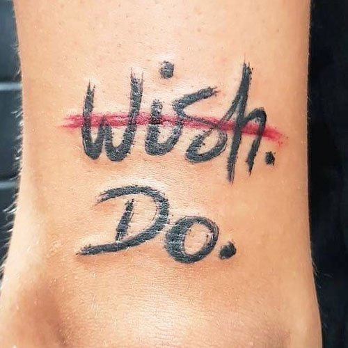 Easy Simple Tattoo Idea
