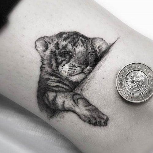 Small Animal Tattoo