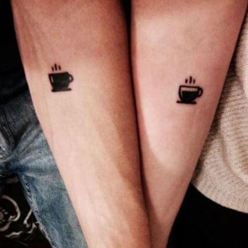 Small Tattoos For Him and Her